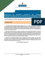 049_eje Judicial-codigo Contravencional de La Provincia de Mendoza