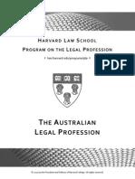 Australian Legal Profession