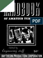 Handbook of Amateur Tube Uses