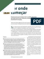 POR ONDE COMEÇAR (HSM MANAGEMENT - 2004) CLIMA ORGANIZACIONAL