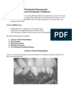 Periodontal Emergencies.docx