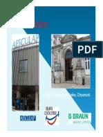 Collège Saint Saens - Aesculap