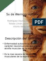 Sx de Werning Hoffman