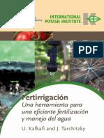 2012 Ifa Ipi Fertirrigacion