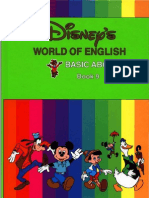 50446969 Disney s World of English Basic ABC s Book 9