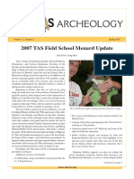 2007-02Spring TAS Newsletter w DB Cedars