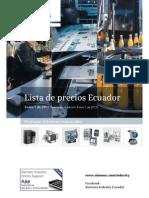 Catalogo Siemens