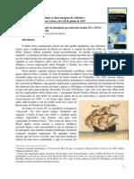 Carita 2013 A fortificação no Brasil da instalação precária dos séculos XV e XVI à consolidação no seculo XVIII