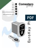 Manual EurokeyPlus