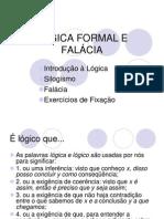 LÓGICA FORMAL E FALÁCIA2