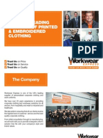 Workwear Express Company Information