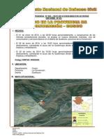 Informe de Emergencia Nº 005 - 03/01/2014/COEN-INDECI/06:30 HORAS (Informe Nº 05)