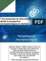 seminario 2 una propuesta de intervencion desde perspectiva neuropsicológica en adultos
