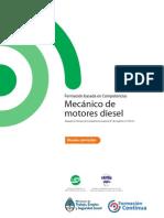 DC Mecanico de Motores Diesel