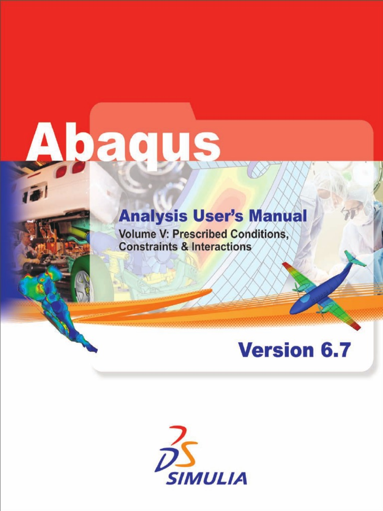Abaqus Analysis Users Manual-Volume_5 | Elasticity (Physics) | Plasticity  (Physics)