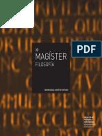 Magister Filosofiìa 2014
