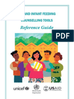 HIV and Infant Feeding Counseling Tools_reference Guide