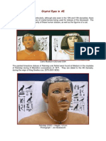 Articule - Crystal Eyes in Ancient Egypt - Allan Diane