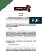 Carta Aos Romanos Parte 01 Introducao