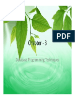 Chapter - 3 DBPT