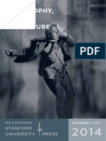 2014 Philosophy, Theory, and Literature Booklet