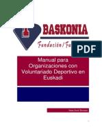Manual Para Organizaciones Con Voluntariado Deportivo 3