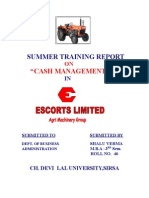 Summer Training Report Sabhya