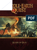 Middle Earth Quest Manual