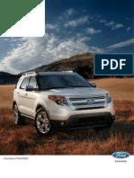 Explorer Brochure