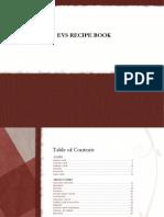 EDS kniha receptu