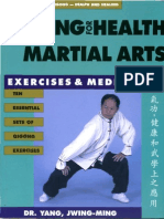 Qigong for Health and Martial Arts by Yang Jwing Ming