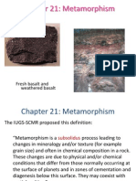 Introduction to Metamorphism