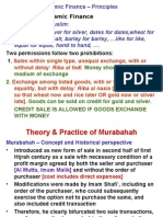 Islamic Finance Principles
