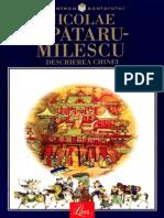 Spataru - Descrierea Chinei
