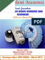 Soal Jawaban 103 - Praktik Bisnis Dan Keuangan Asuransi - Maret 2014