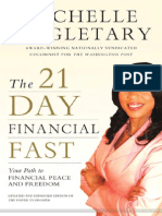 The 21 Day Financial Fast by Michelle Singletary - Sampler