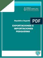 130530_Exportaciones e Importaciones Pesqueras 2012