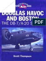 Douglas Havoc and Boston.the DB-7-A-20 Series
