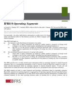 IFRS 8