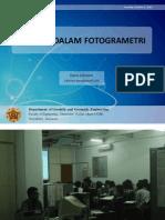 Kamera Dalam Fotogrametri