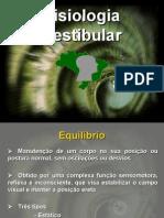 Fisiologia vestibular b