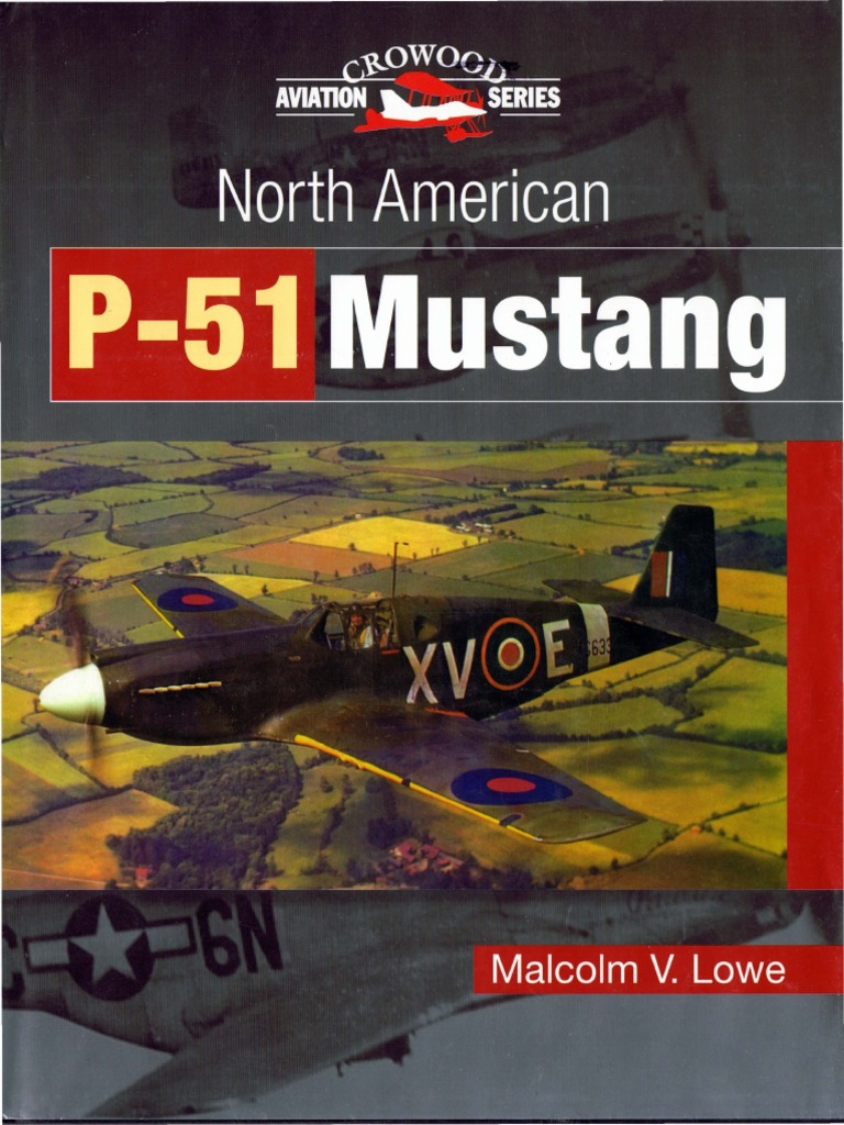 a1a6534b124372 North American P-51 Mustang
