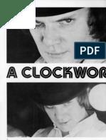 Mamber Clockwork Orange analysis