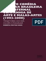 Projeto Comédia Popular Brasileira