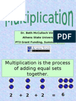 Multiplication Concept