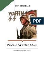 General Leon Degrelle - Prica o Waffen SS-u