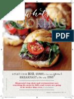 Julie Kendrick -- Food Trends for MN Meetings + Events