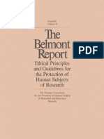 Ohrp Appendix Belmont Report Vol 2