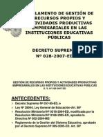 reglamentoDS28-2007