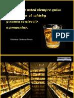 El Whisky Villalobos Cardenas